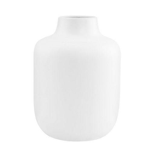 BUTLERS Kugelvase »BELLE BLANC Vase Höhe 20 cm«