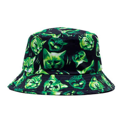 RIPNDIP Fischerhut »Neon Nerm Bucket Hat - black«