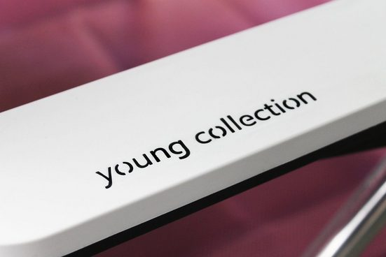 Best Gartenstuhl »Young Collection« Aluminium, klappbar, verstellbar