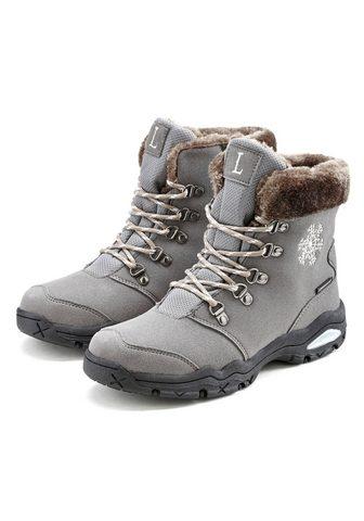 LASCANA Žieminiai aulinukai batai su Warmfutte...