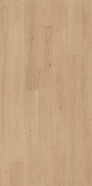PARADOR Parkett »Basic Classic - Eiche pure, lackiert«, 2200 x 185 mm, Stärke: 11,5 mm, 4,07 m² | Baumarkt > Bodenbeläge > Parkett | Braun | PARADOR