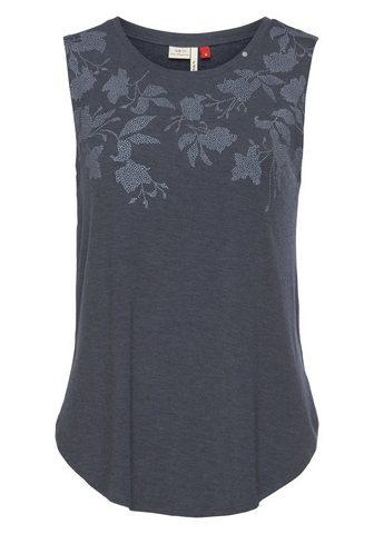 Ragwear Marškinėliai be rankovių »VALENCIA« su...