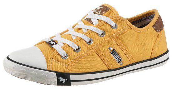 Mustang Shoes Sneaker im Used-Look