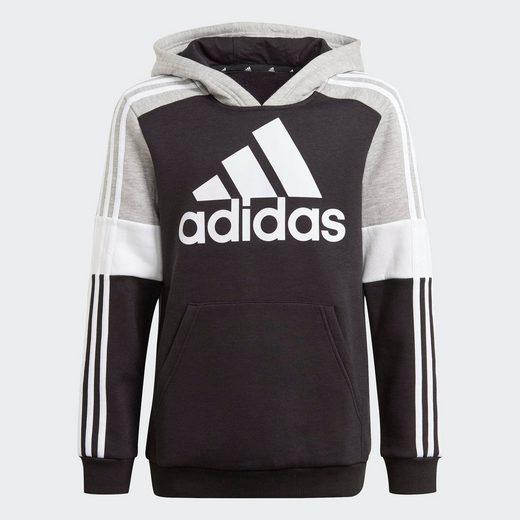adidas Performance Kapuzensweatshirt »ADIDAS ESSENTIALS COLORBLOCK HOODIE«