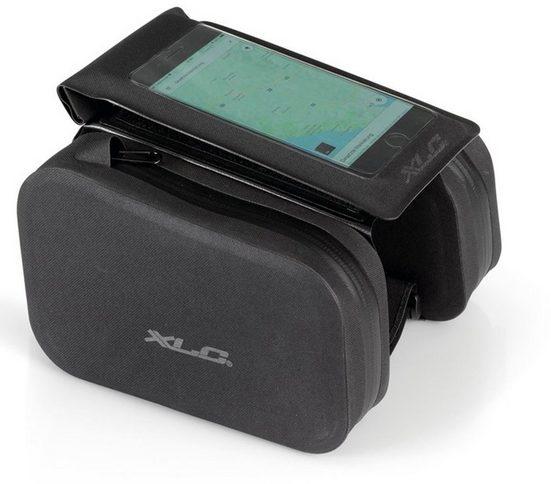 XLC Rahmentasche »Rahmentasche mit Handyhülle BA-W36« (2-tlg)