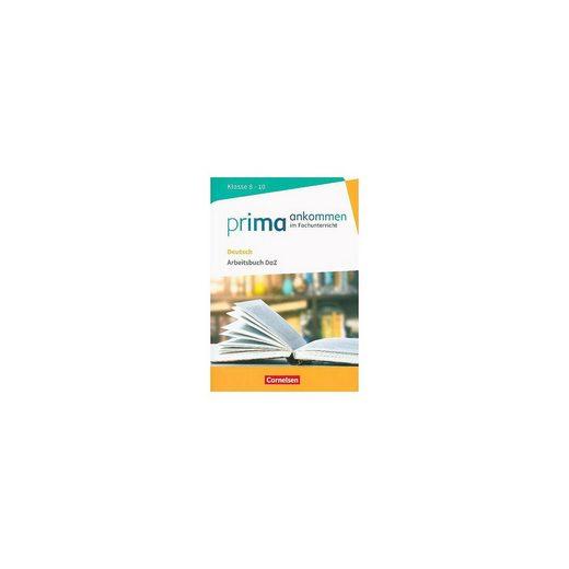 Cornelsen Verlag Deutsch: Klasse 8-10 - Arbeitsbuch DaZ mit Lösungen