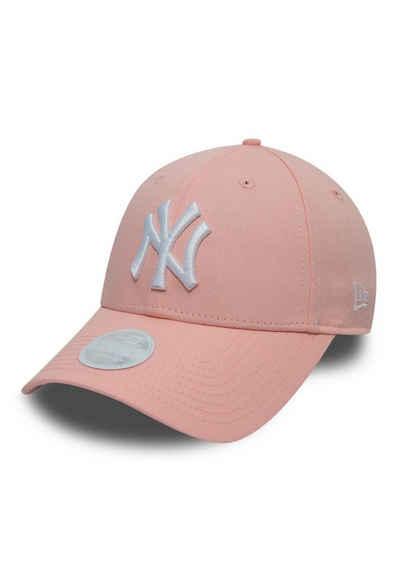 New Era Baseball Cap »New Era League Essential Wmn 9Forty Woman Adjustable NY YANKEES Rosa«