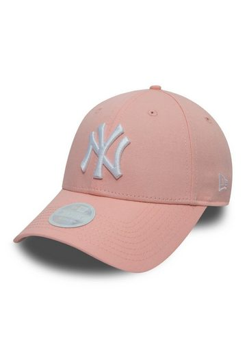 New Era Baseball Cap »New Era League Essential Wmn 9Forty Woman Adjustable NY YANKEES Rosa«