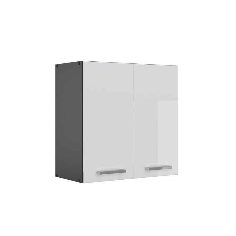 Vicco Hängeschrank »Küchenschrank 60 cm R-Line Anthrazit«