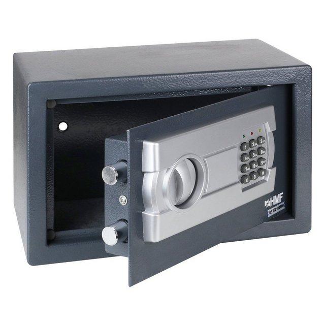 HMF Möbeltresor »Elektronikschloss«, Safe, 31 x 20 x 20 cm, Anthrazit