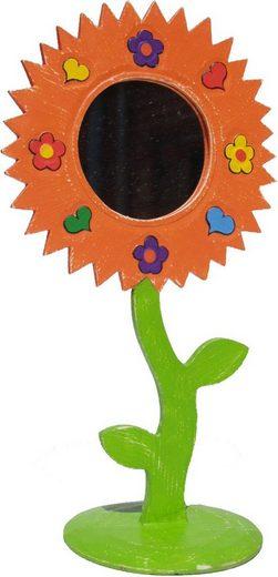 Guru-Shop Dekoobjekt »Blumenspiegel«