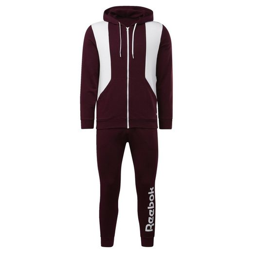 Reebok Trainingsanzug »Training Essentials Linear Logo Track Suit«