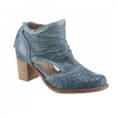 DKODE Stiefel Blau