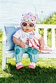 Zapf Creation® Puppenkleidung »Baby Annabell Active Deluxe Set, Fahrrad Outfit«, Bild 5