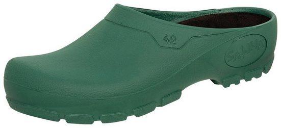 SALIHA »SALIHA« Clog Multi Clog offen grün