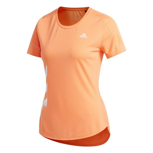 adidas Performance T-Shirt »Run It 3-Streifen Fast T-Shirt« Response;Clima;RDY