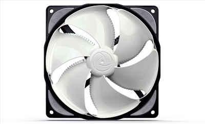 Noiseblocker Gehäuselüfter »NB-eLoop B12-2«, 120mm, Computer Fan, Lüfter Leise - Kühler PC mit Extrem Silent Wings und Max Lautstärke 16,7 dB(A), weiß