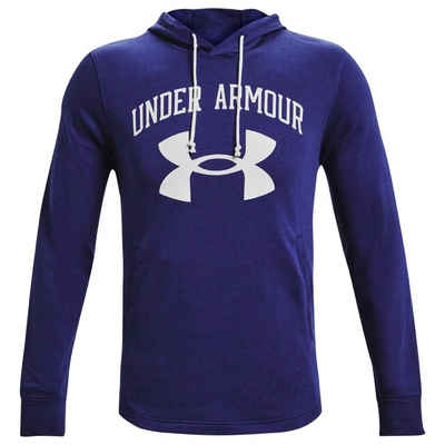 Under Armour® Kapuzenpullover »Rival Terry Big Logo«