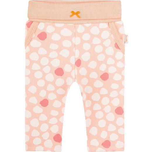 Sanetta Funktionshose »Baby Softbundhose für Mädchen, Organic Cotton«