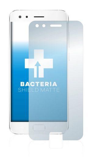 upscreen Schutzfolie »für Asus ZenFone 4 Pro ZS551KL«, Folie Schutzfolie matt entspiegelt antibakteriell