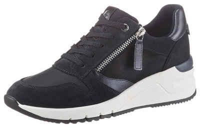 Tamaris »Rea« Wedgesneaker im trendigen Materialmix
