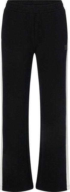 Hosen - Calvin Klein Jerseyhose »OTTOMAN COLOUR BLOCK JOGGER« mit seitlichem Kontraststreifen ›  - Onlineshop OTTO