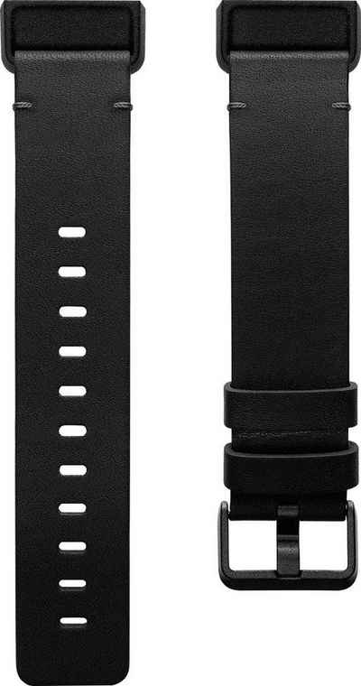 fitbit Wechselarmband »Leather Band - Small«
