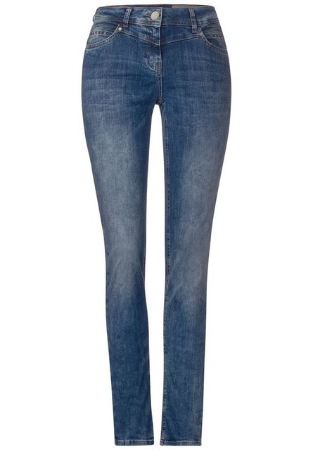 Hosen - Cecil Loose fit Jeans 4 Pocket Style ›  - Onlineshop OTTO