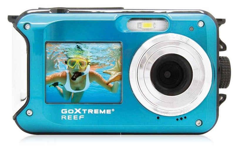 Easypix »GoXtreme Reef blue« Outdoor-Kamera