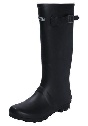 MOLS »Welly« guminiai batai su extra aukšta...