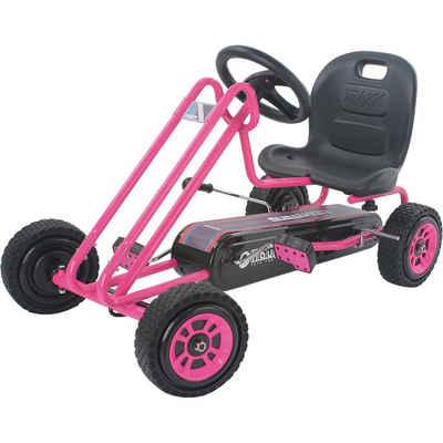 hauck TOYS FOR KIDS Tretfahrzeug-Rad »Lightning - Go-Kart Titan Black«