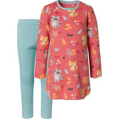 Sigikid Schlafanzug »Pyjama für Mädchen«
