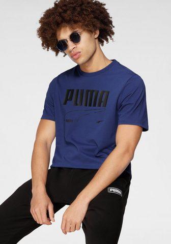 PUMA Marškinėliai »Rebel Tee«