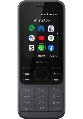 Nokia 6300 4G Leo Handy (6 cm/24 Zoll 4 GB S...