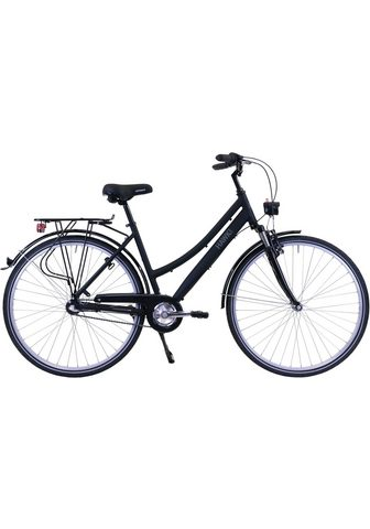 HAWK Bikes Dviratis »HAWK Citytrek Lady Premium« ...