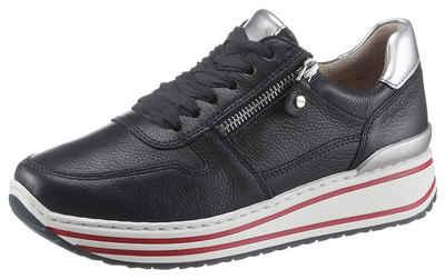Ara Sneaker mit Farbakzenten, G-Weite