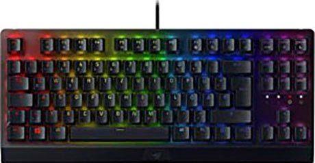 RAZER »Blackwidow V3 Tenkeyless - Green - DE« Gaming-Tastatur