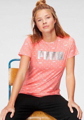 PUMA Marškinėliai »Graphic AOP Tee«