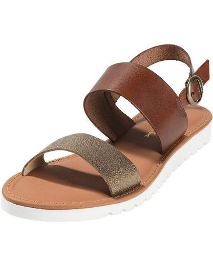Barbour »Ledersandale Mia« Sandale