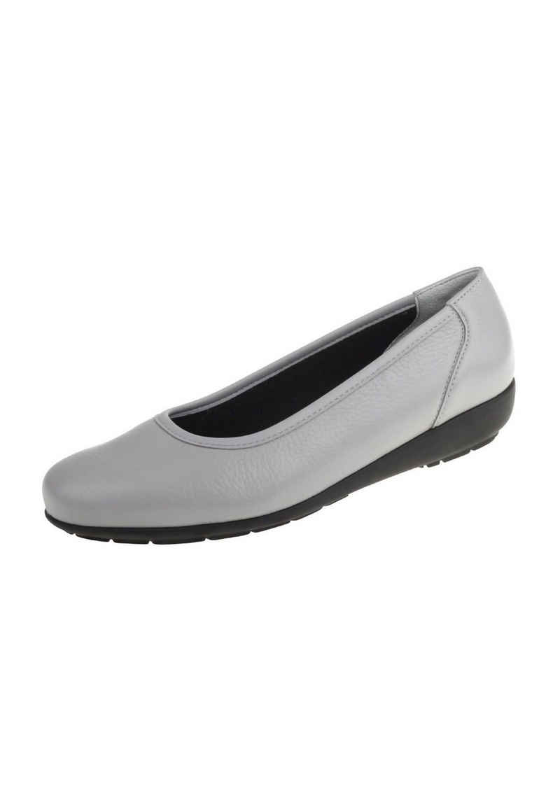 Natural Feet »Johanna« Ballerina mit Komfortweite