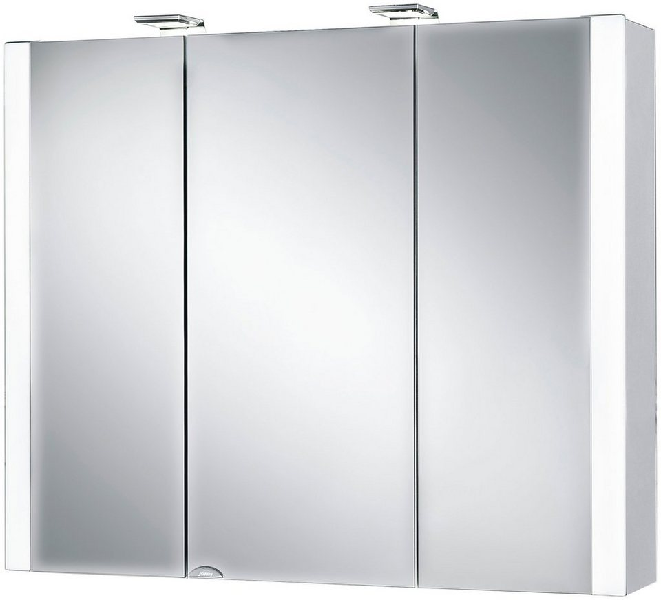 Jokey Spiegelschrank »Jarvis« Breite 80 cm, mit LED-Beleuchtung online  kaufen   OTTO