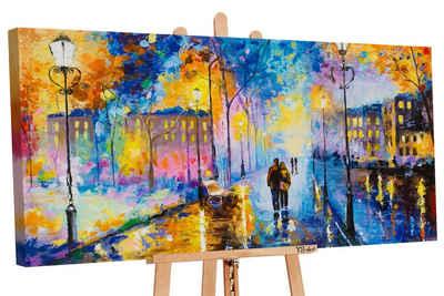 YS-Art Gemälde »Romantischer Abend 142«