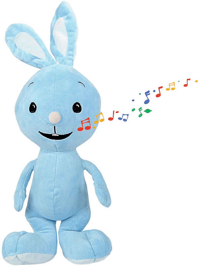 SIMBA Kuscheltier »KiKANiNCHEN Sing mit mir«, mit Sound