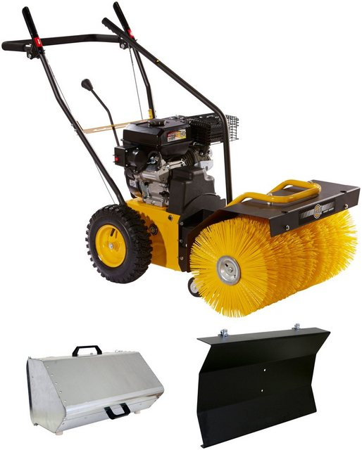 Texas Kehrmaschine Handy Sweep 650TG Set