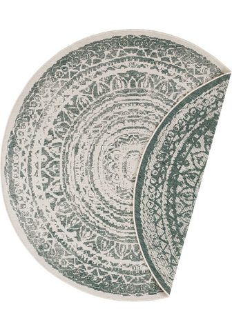 freundin Home Collection Kilimas »Rosica« ovali aukštis 5 mm We...
