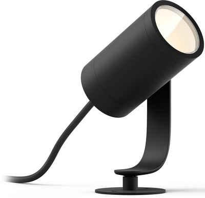 Philips Hue LED Gartenstrahler »Lily«, Erweiterung (ohne Netzteil) - Base Kit 1- oder 3-flammig erforderlich