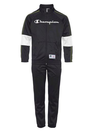 Champion Trainingsanzug »Full Zip Suit«