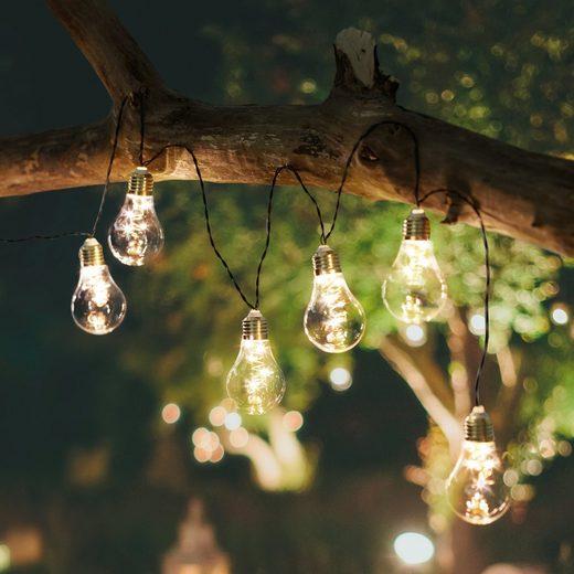 BETTERLIGHTING Lichterkette »Bulb«, mit 10 Glühbirnen