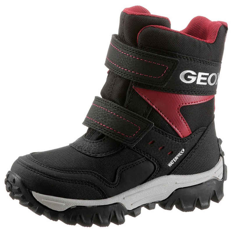 Geox Kids »J Himalaya Boy« Winterstiefel mit TEX-Ausstattung