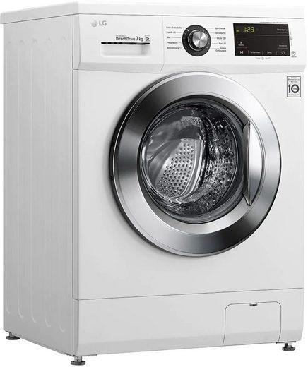 LG Waschmaschine F1496QD3HT1, 7 kg, 1400 U/min